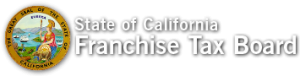 State of California Franchise Tax Board logo